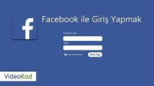 Facebook Ile Site Ba U011flant U0131s U0131 Yapma