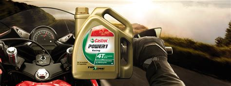 Motorcycle & Scooter Engine Oil