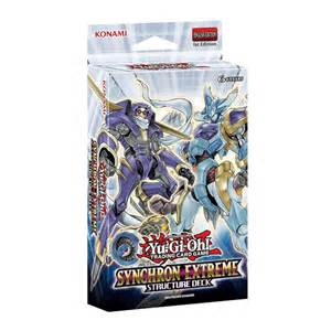 yu gi oh cards synchron extreme structure deck sdse