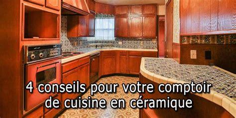 type de comptoir de cuisine 4 conseils pour votre comptoir de cuisine en céramique