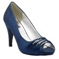 navy blue bridesmaid shoes pink paradox shoes pink occasion ivory satin shoes bridal accessories