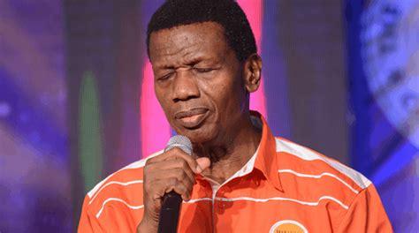 Pastor adeboye described prophecies as god's revelation of the future through his prophet. Adeboye Vows To End Banditry In Nigeria With Prayer ...