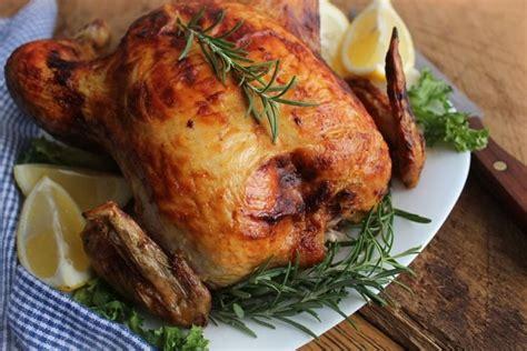 cuisiner un poulet roti poulet rôti la meilleure recette