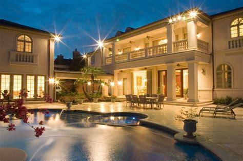 million mediterranean mansion  houston tx homes   rich