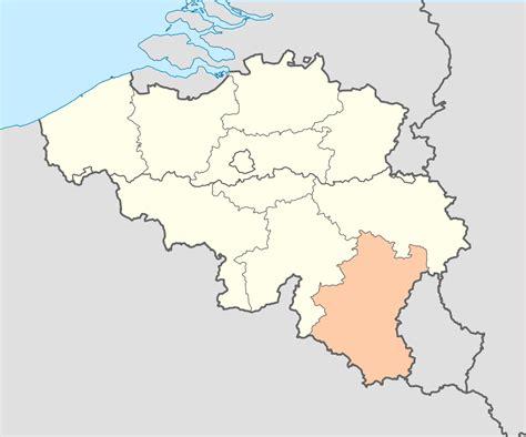 Province De Luxembourg — Wikipédia
