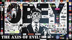Obey They Live illuminati New World Order