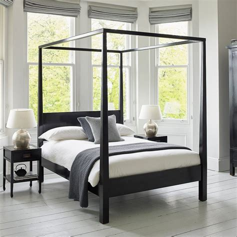 four poster canopy four poster beds our of the best ideal home