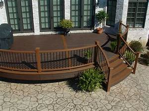 Garden And Patio Narrow Side Yard House Design With Brown