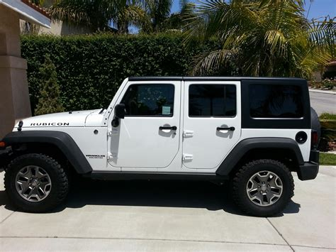 Jeep Wrangler 2015 White