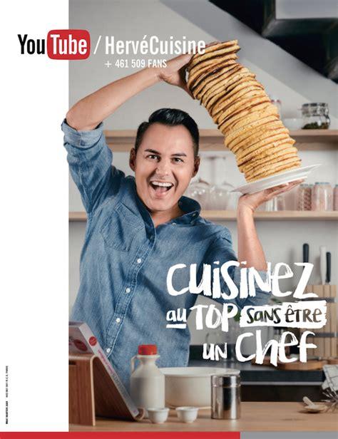 pancakes hervé cuisine touchez le cœur de votre cible eppcoline sananas