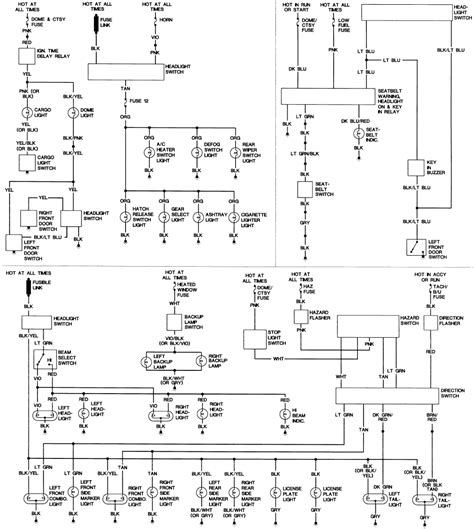77 Dodge D100 Wiring Diagram by Repair Guides Wiring Diagrams Wiring Diagrams