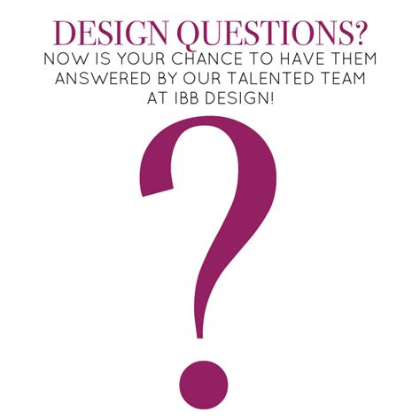 graphic design questions design questions our designers are here to answer ibb