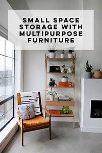 Storage, Ideas, For, Small, Spaces