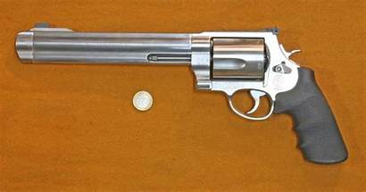 Powerful Handguns Popular 500 Magnum Smith Wesson