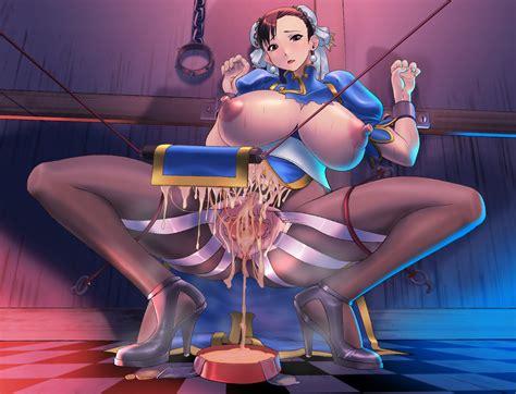Sexual Slavery Chun Li By Cosine Hentai Foundry
