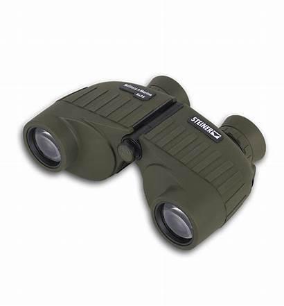 Marine Military Steiner Binoculars 8x25 10x25 Mini