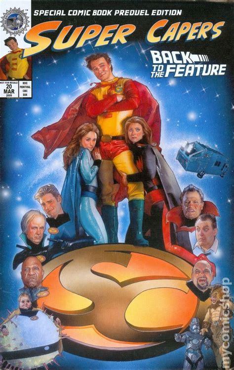 Super Capers (2009) comic books