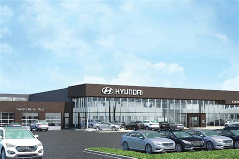 Capital Auto Group To Build Largest Canadian Hyundai