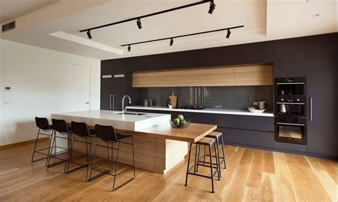 Images Of Kitchen Islands - modern kitchens 2018 the best trends of design and decoration home decor trends
