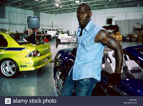 Tyrese Gibson 2 Fast 2 Furious The Fast And The Furious 2