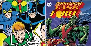 Dc, Comics, Justice, League, Is, Supposed, To, Have, Earth, U0026, 39, S, Best, Heroes, From, The, All