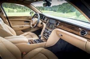 interior designs of home 8 great interior features of the 2017 bentley mulsanne