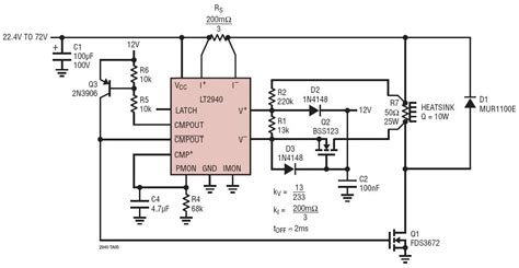Wide Input Range Pwm Heat Source Circuit
