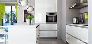 Küchen Hochschrank Weiß : inselk che ohne griffe mit backofen hochschrank interior ~ Buech-reservation.com Haus und Dekorationen
