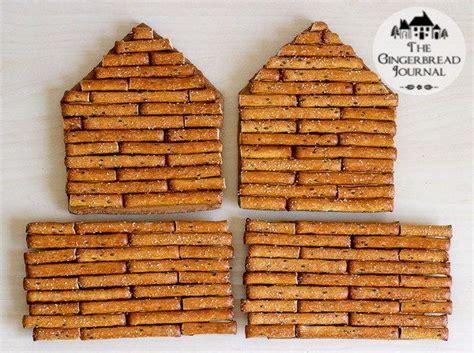 Gingerbread Log Cabin Template - Costumepartyrun