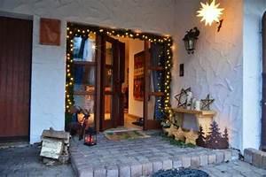 Weihnachtsdeko Vor Haustür : ideen fur weihnachtsdeko vor der haustur frohe weihnachten in europa ~ Frokenaadalensverden.com Haus und Dekorationen