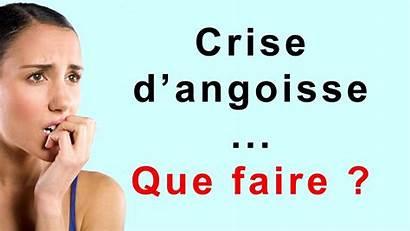 Crises Angoisse Crise Arreter