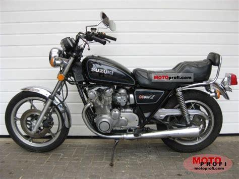 1981 Suzuki Gs550 by Suzuki Gs 550 L 1981 Specs And Photos