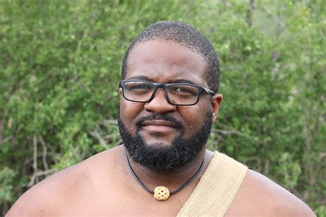 Clarence Gilmer II XL Naked And Afraid XL Discovery