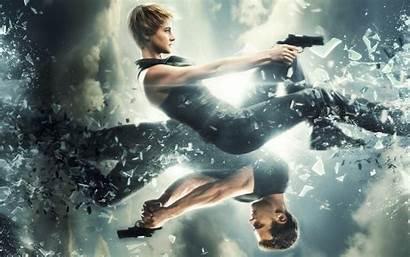 Insurgent Divergent Tris Four Series Theo James