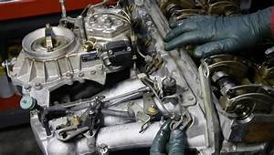 Cis Gas Fuel Injector Removal  Cleaning And Testing
