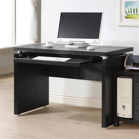 Computer Desk by Clark Computer Desk With Keyboard Tray Marjen Of Chicago