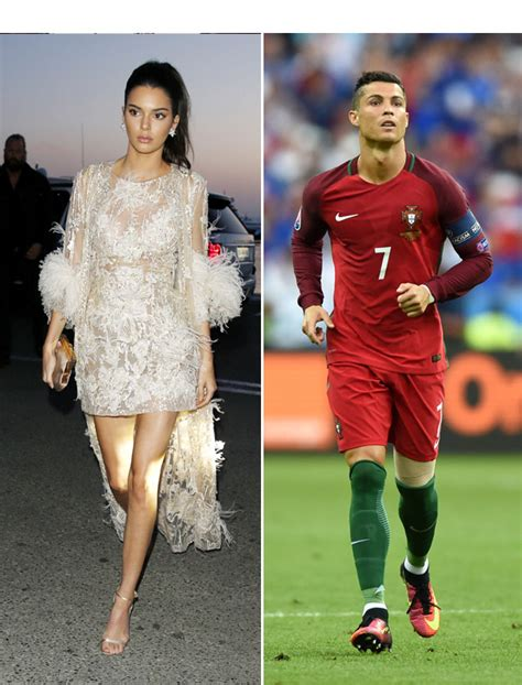 Will Kendall Jenner And Cristiano Ronaldo Go On A Date