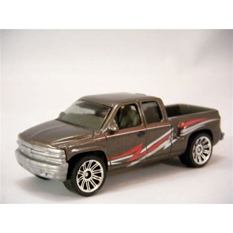 matchbox chevy matchbox chevrolet silverado ss pickup truck global
