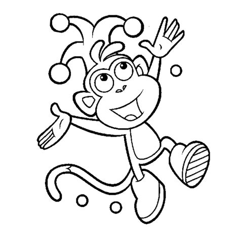 coloring pages dora educational coloring pages printable