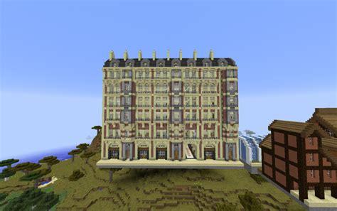 ossman paris building creation