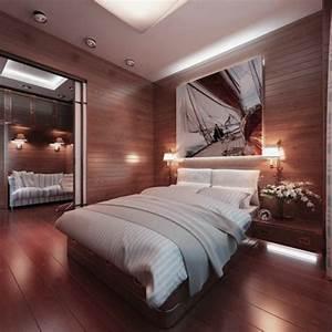 Schöne Bilder Fürs Schlafzimmer : schlafzimmer gem tlich gestalten 55 tolle interieurs ~ Whattoseeinmadrid.com Haus und Dekorationen