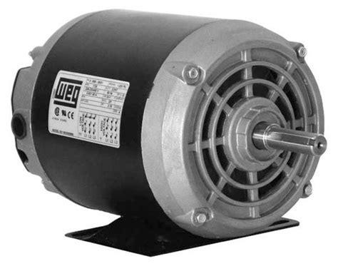 single phase  hp motor