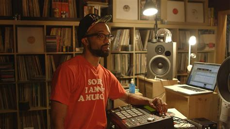 J.rocc Featured On Rbma's Diggin In The