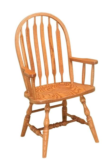 set  amish windsor dining chairs wooden wood kitchen