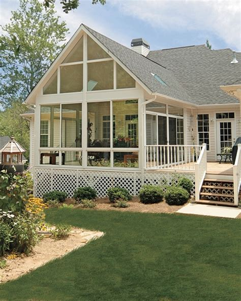 Attached Sunroom by 37 Best Screen Porch Ideas Images On