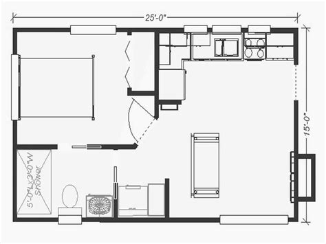 small guest house floor plans small house floor plans backyard small guest house floor