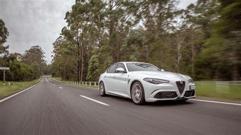 Alfa Romeo Giulia Qv by 2017 Alfa Romeo Giulia Qv Review Caradvice