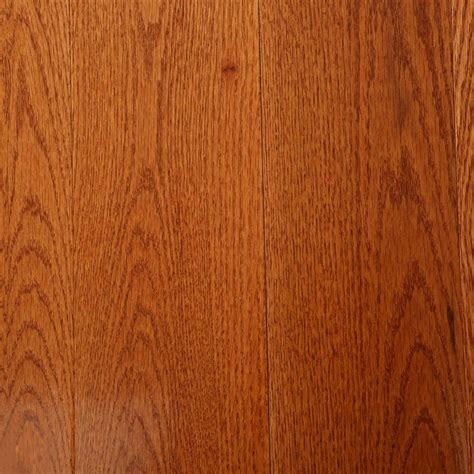 gunstock oak flooring bruce oak gunstock 3 4 in thick x 5 in wide x random length solid hardwood flooring 23 5 sq