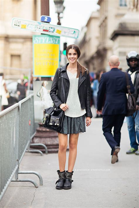 Ways Style Combat Boots This Fall Stylecaster