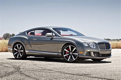 bentley coupe 2013 bentley continental gt speed first test motor trend